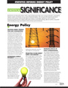 Statistics Informs Energy Policy